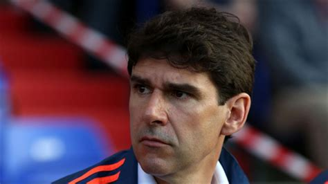 Aitor Karanka's Middlesbrough future in doubt as he misses ...