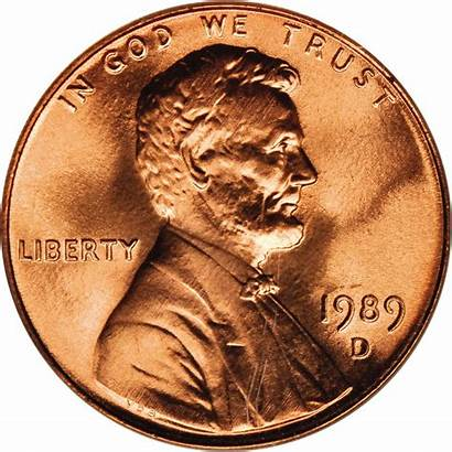 Value 1989 Coins Cent Lincoln Current Memorial
