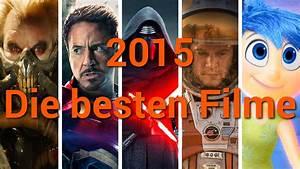 Die Besten Filme 2015 Jahresrckblick