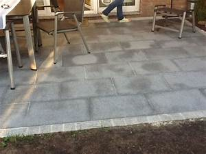 Terrasse Mit Granitplatten : bau de forum balkon und terrasse 12040 feuchte ~ Sanjose-hotels-ca.com Haus und Dekorationen