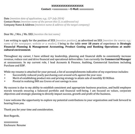 covering letter bank guarantee  cover letter samples