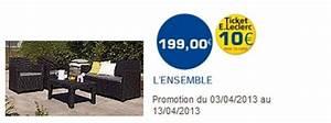 Abri De Jardin Leclerc 299 Euros : e leclerc salon de jardin les cabanes de jardin abri de ~ Dailycaller-alerts.com Idées de Décoration