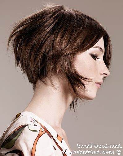 jean louis hair peinados con suaves capas estilo bob hair studio