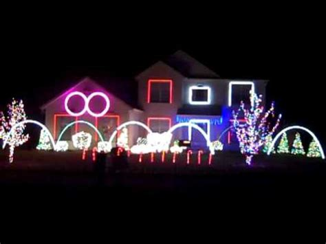 music box dancer by dj schwede christmas light show youtube