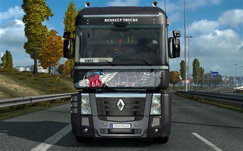 renault truck magnum renault magnum updates 14 36 ets2 euro truck simulator 2 mods