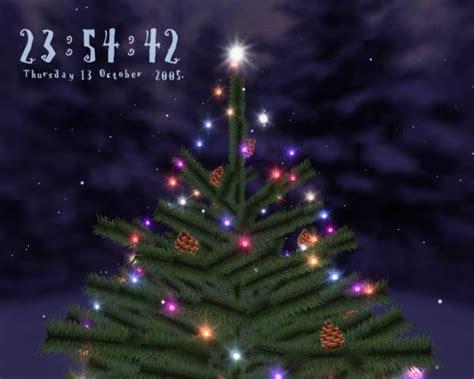 3d christmas tree screensaver download