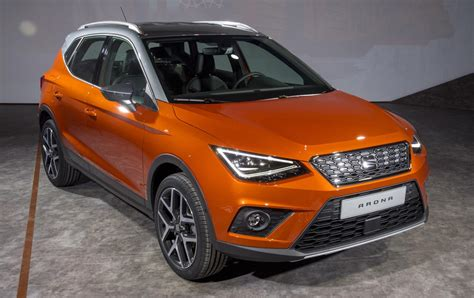 seat arona tuning 2018 seat arona crossover priced from 163 16 555 in uk