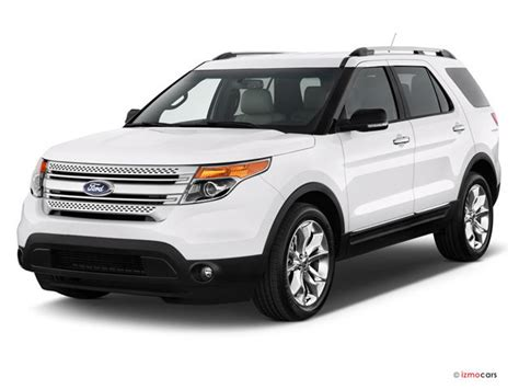 2015 Ford Explorer Prices, Reviews & Listings For Sale