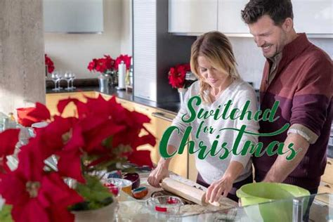 Switched For Christmas Movie  Cast, Plot, Wiki 2017