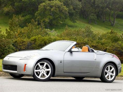 2005 Nissan 350z Convertible Specifications, Pictures, Prices