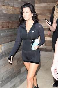 Kourtney Kardashian Street Style - LA 06/23/2017