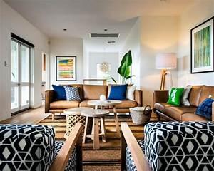 Sofa Kleines Wohnzimmer : 115 sch ne ideen f r wohnzimmer in beige ~ Markanthonyermac.com Haus und Dekorationen