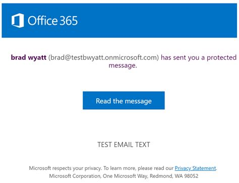 Office 365 Portal Disclaimer by Customize Your Office 365 Encrypted Messages With Your