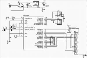 Schematics Circuit Diagram Of Wireless Sensor Network Of
