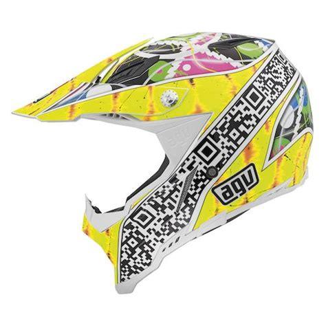 agv motocross helmets agv ax 8 evo q code helmet revzilla