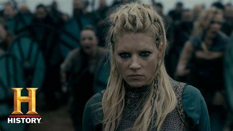 vikings lagertha takes  kattegat season  episode
