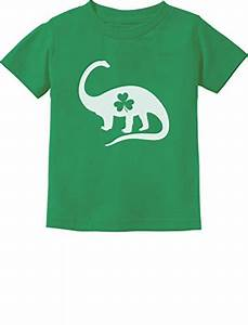 Irish Dinosaur Clover St. Patrick's Day Gift Toddler ...