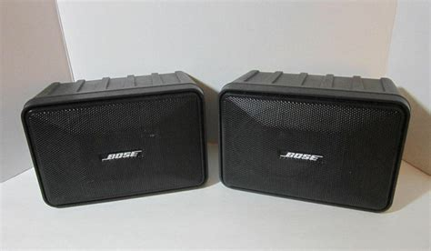 bose 101 monitor stereo speakers monitor