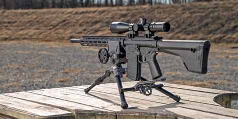 Caldwell Turret Precision Shooting Rest and Accumax Bipods