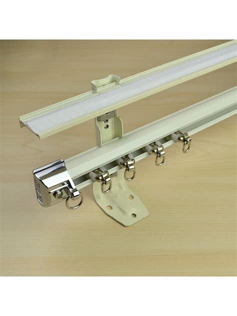 chr7425 ceiling wall mount curtain track set with