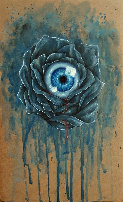 Rose Benjiiben Deviantart Eye Believe Pinterest