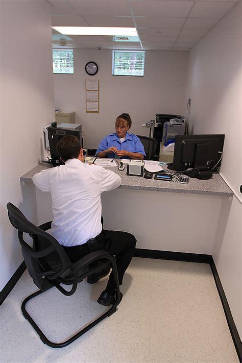 nasa wallops unveils  badging office