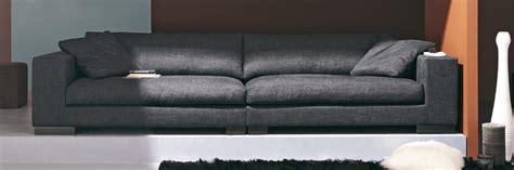 canapé en tissu design photos canapé design italien tissu