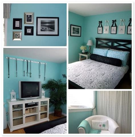 Diy Projects Decorating A Tween Room Ideas Blue Wall