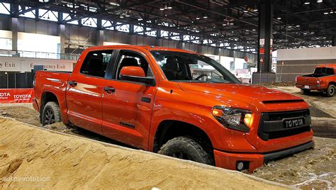 Toyota Tundra Trd Pro Gets Dirty In Chicago Live Photos