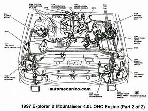 2000 Ford Ranger Coolant Sensor Location