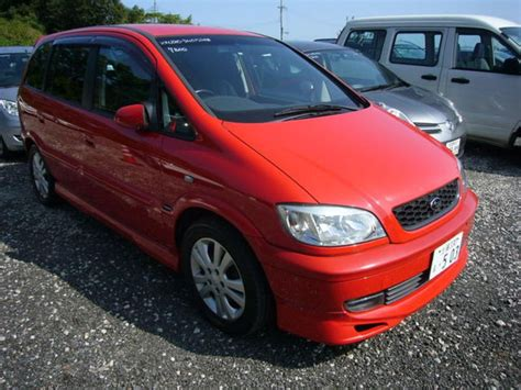 2003 Subaru Traviq Photos