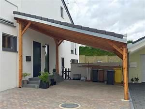 Wohnwagen Anbau Aus Holz : home carports carports und berdachungen aus holz und metall ~ Markanthonyermac.com Haus und Dekorationen
