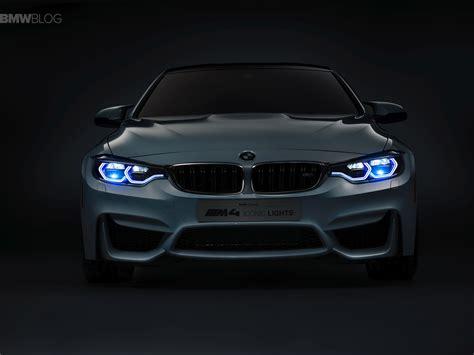 World Premiere Bmw M4 Concept Iconic Lights