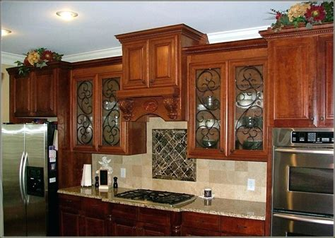 decorative glass panels for kitchen cabinets kitchen cabinet doors toronto home decorating ideas 9558