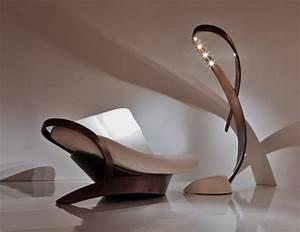 Sessel Modern Design : moderne design m bel aus holz exklusive rundungen und ~ A.2002-acura-tl-radio.info Haus und Dekorationen