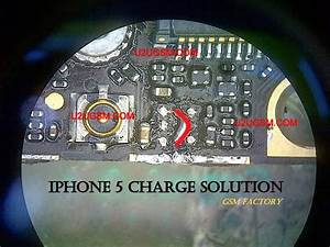 Iphone 5 Charging Solution Jumper Problem Ways Charging