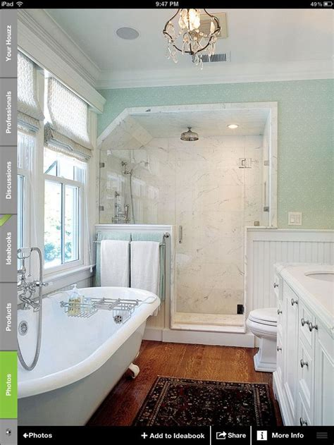 Clawfoot Tub Bathroom Remodel 25 Best Ideas About Clawfoot Tub Shower On