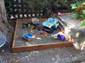celia roe s day care in thousand oaks berkeley california 390 | 300x outside gravels
