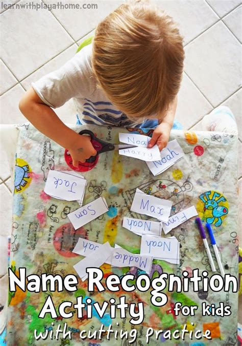 17 best images about name recognition activities for 308 | 2621e5238d9e283ab864454938819dec name activities learning activities