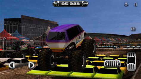 bigfoot monster truck game monster truck destruction android apps on google play