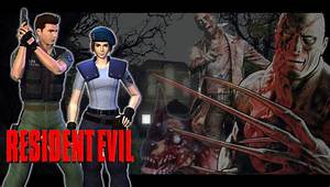 resident evil 1 ver.2 PS Vita Wallpapers - Free PS Vita ...