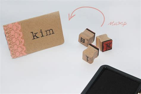 diy vip table name cards