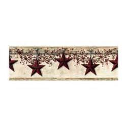 york wallcoverings   country hanging star wallpaper