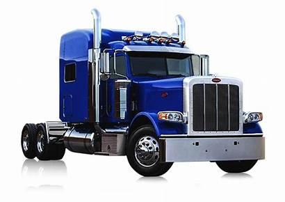 Truck Peterbilt Driver Carrier Worldwide Trucking Services