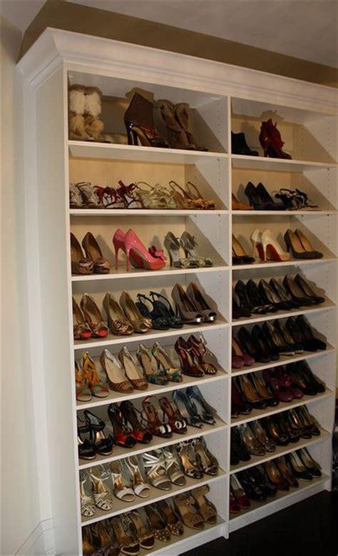 Shoe Racks For Closets  Casual Cottage