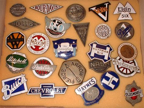 How To Identify Old Car Emblems