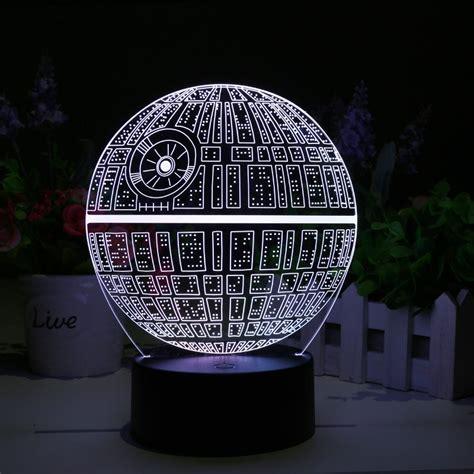 star wars death star 3d led light l star wars death star 3d led l holographic l 2
