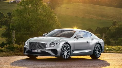 Bentley Continental Gt 2018 4k 3 Wallpaper