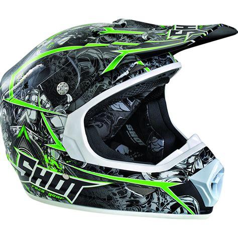 shot motocross gear shot furious lord motocross helmet quad off road racing