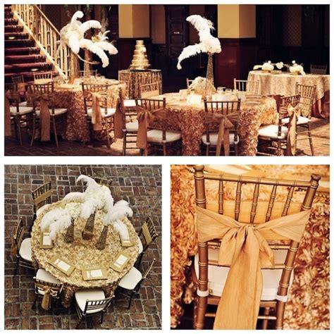 decoration mariage gatsby decormariagetrnds